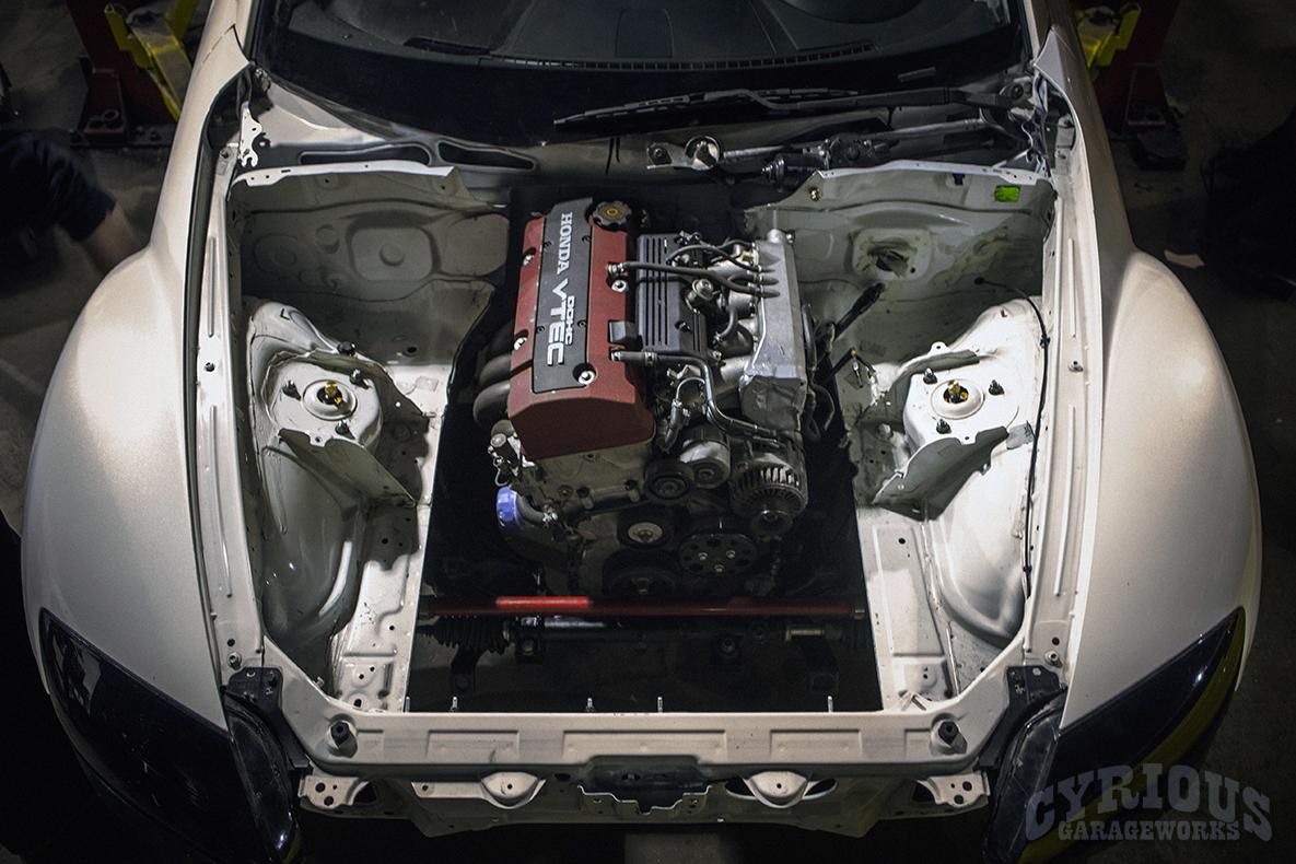 mazda rx 8 with a honda f20c engine swap depot rh engineswapdepot com 2004 Mazda RX-8 Engine Problems RX-8 Engine 04