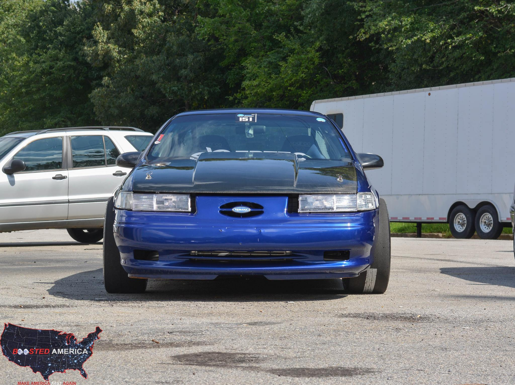 The Taurus Reaching for the 9 s – Engine Swap Depot