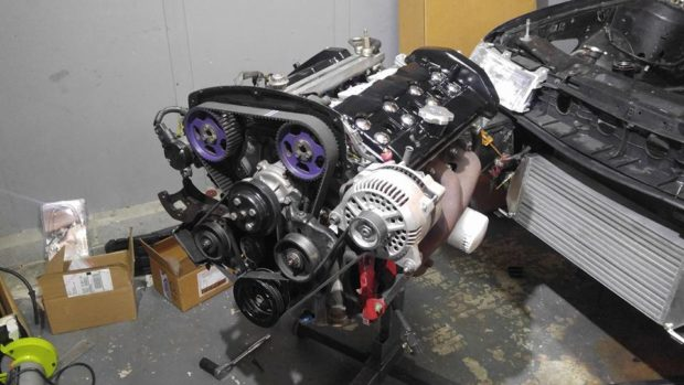 2016 Taurus Sho >> The Taurus Reaching for the 9's – Engine Swap Depot
