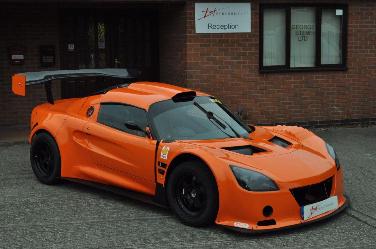 Lotus Exige With A Ferrari V