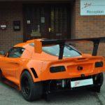 1999 Lotus Exige with a 3.5 L Ferrari F355 V8