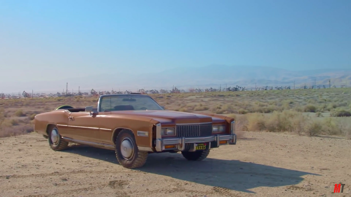 AWD Cadillac Eldorado with Two Engines – Engine Swap Depot