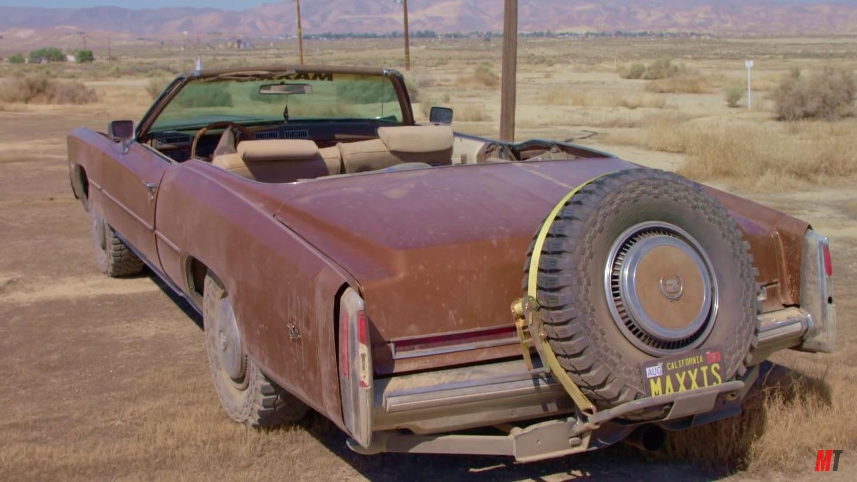 Awd Cadillac Eldorado With Two Ci V Engines on Cadillac 500 V8 Swap