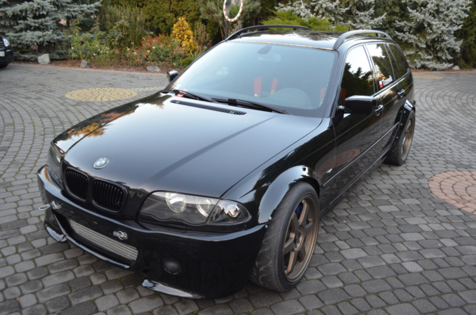 bmw e46 wagon with a 795 hp 1 5jz engine swap depot. Black Bedroom Furniture Sets. Home Design Ideas