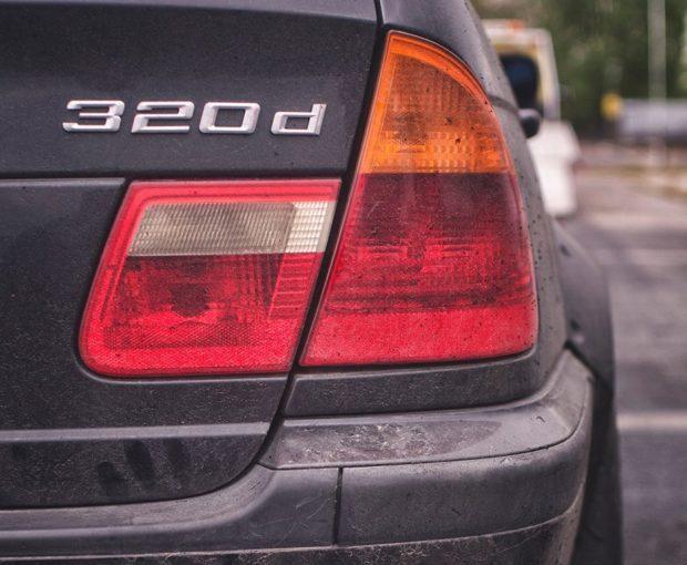 BMW E46 Wagon with a turbo 1.5JZ inline-six