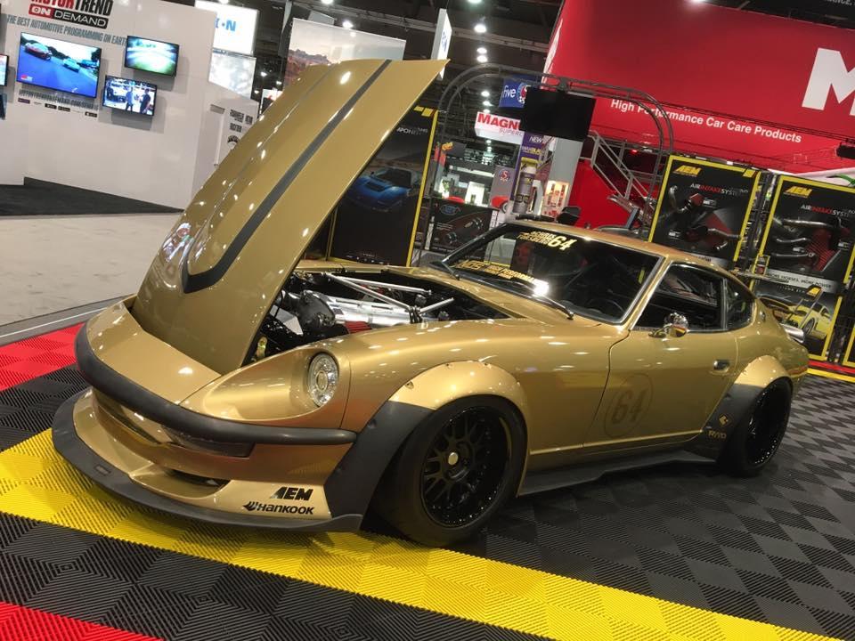 Chris Forsberg S Updated 280z Engine Swap Depot