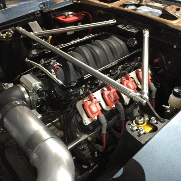 1975 Datsun 280Z with a LS3 V8