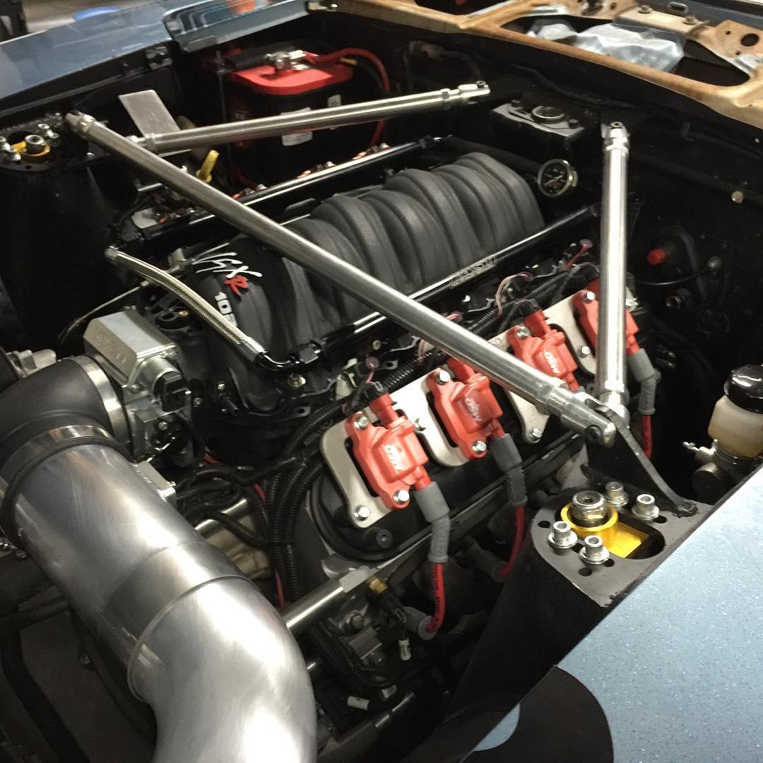 Datsun 280Z with a LS3 – Engine Swap Depot