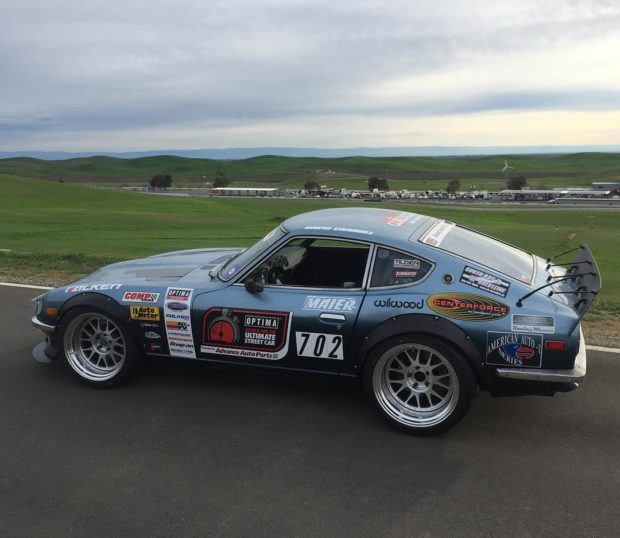 1975 Datsun 280Z with a LS3 V8