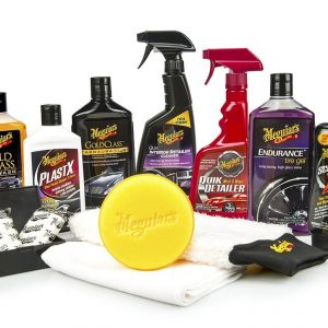 Meguiar's Complete Car Car Kit