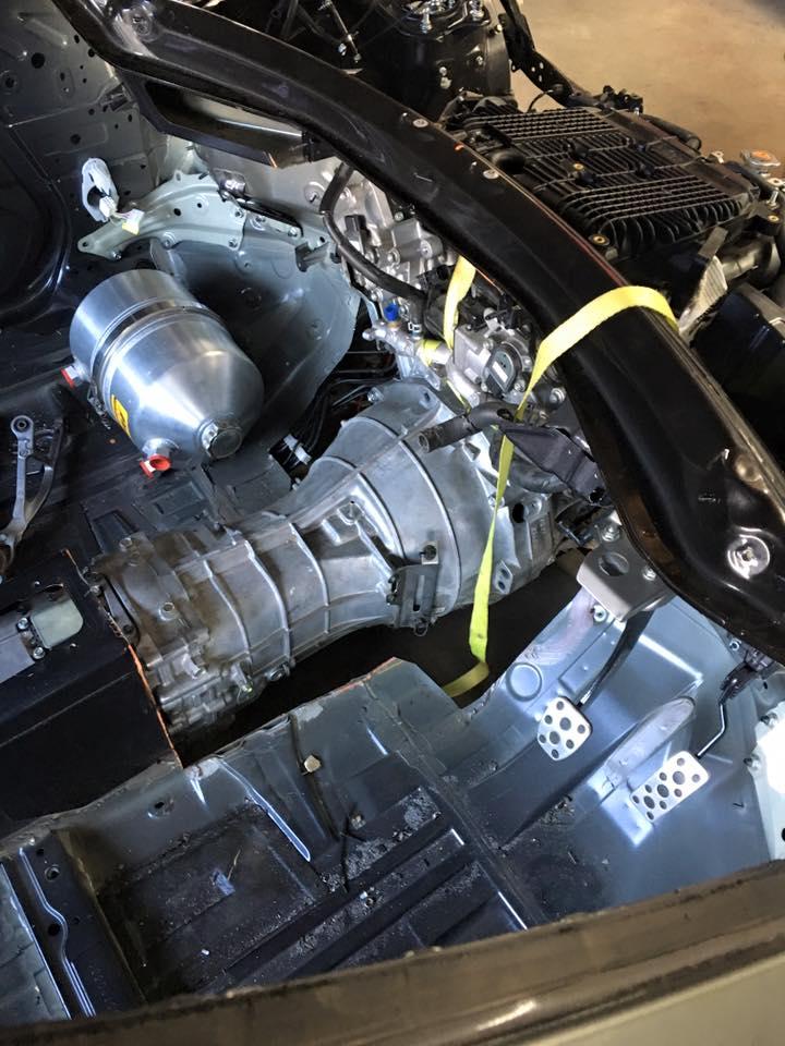 toyota 86 with a vq37  u2013 engine swap depot