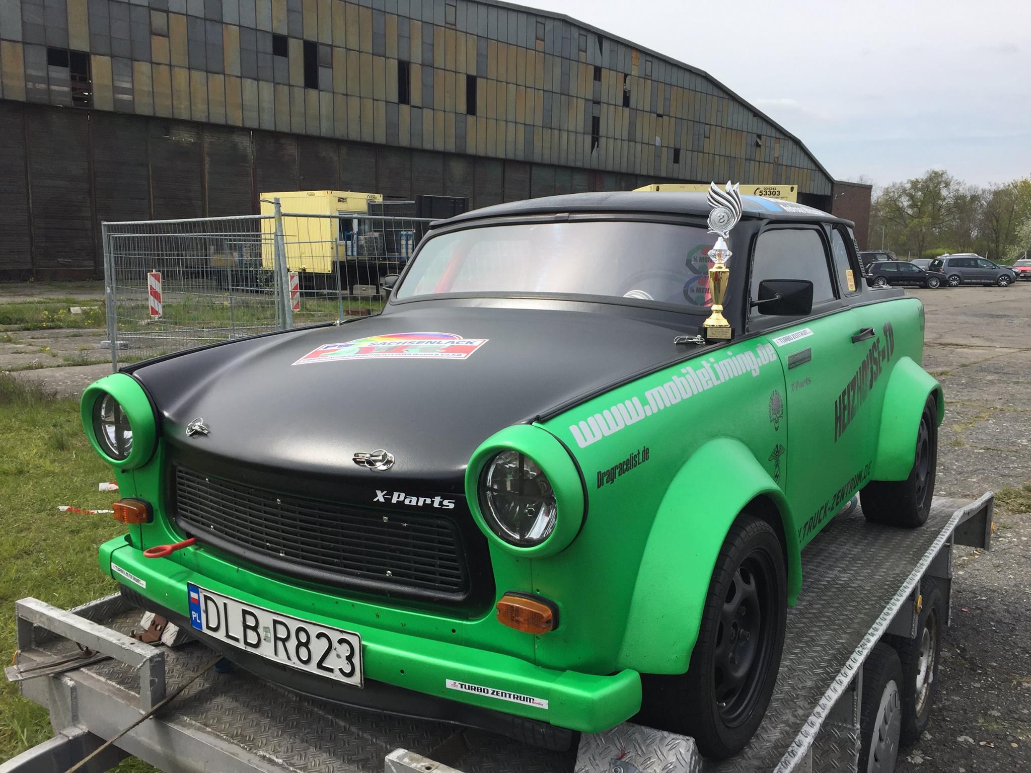 trabant 601 with a vw turbo diesel engine swap depot. Black Bedroom Furniture Sets. Home Design Ideas