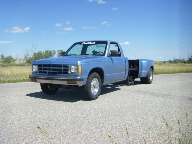 For Sale: Chevy S-10 with a Mid-Engine Supercharged V8