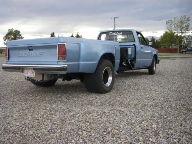 for sale chevy s 10 with a mid engine supercharged v8. Black Bedroom Furniture Sets. Home Design Ideas