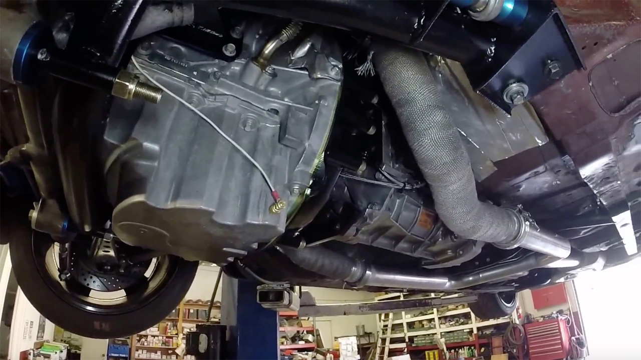 Ford Mustang Svo With A Twin Turbo L Ecoboost V