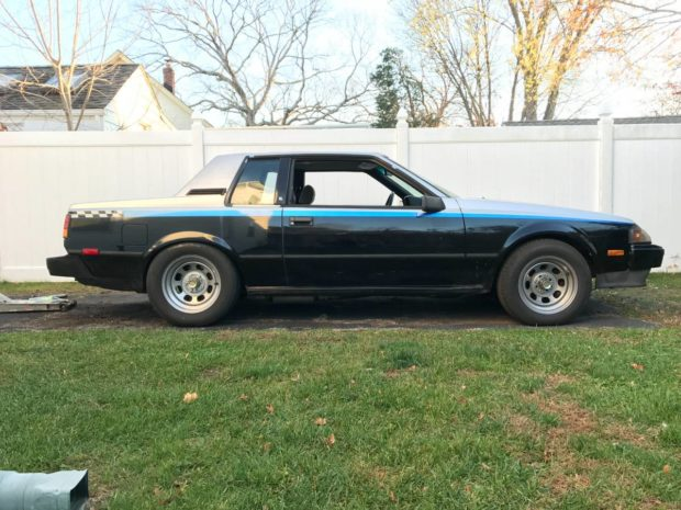 1985 Toyota Celica with a Ford 5.0 L V8