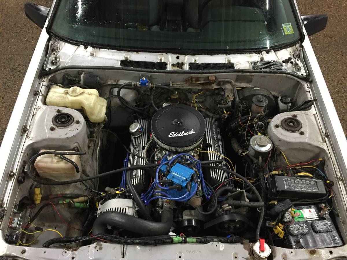 For Sale: 1985 Celica with a Ford 302 V8 – Engine Swap Depot