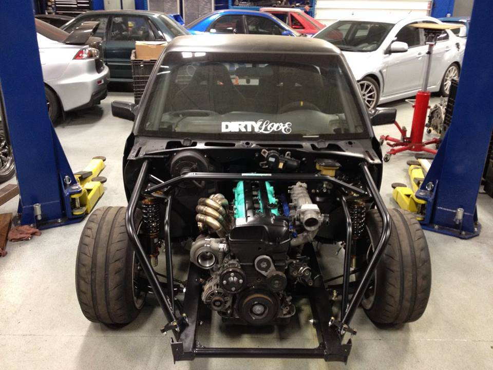 Chevy S10 With A 2jz Engine Swap Depot
