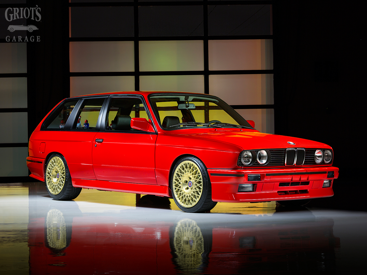 Bmw E30 With A M60 V8 Engine Swap Depot