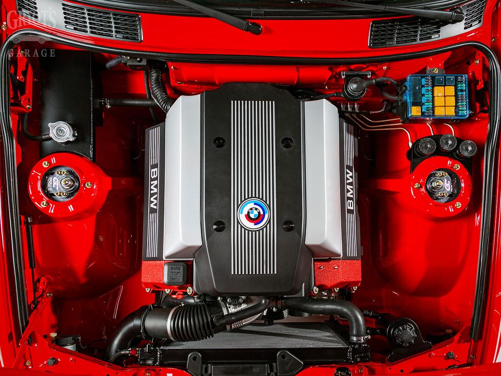 Bmw E30 With A M60 V8 Engine Swap Depot