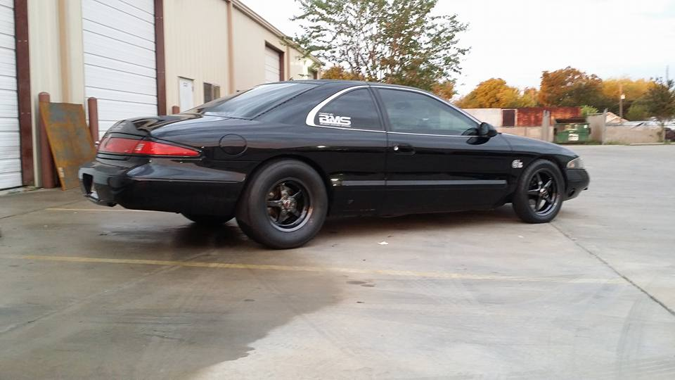 Lincoln Mark Viii With A Turbo L Coyote V on Lincoln Mark Viii Engine Swap