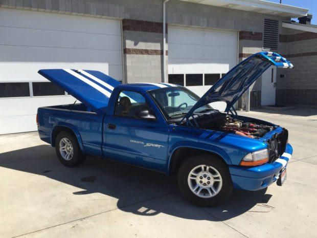 2001 Dodge Dakota with a Viper V10