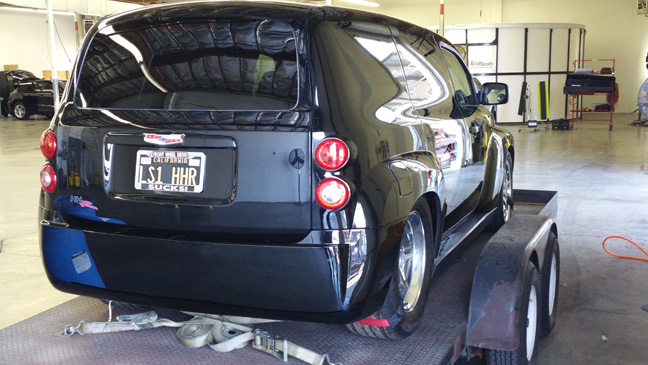 Chevy Hhr With A Ls1 Engine Swap Depot