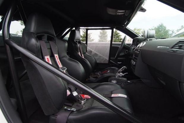 2011 Mopar Drag Pak Challenger with a Viper V10