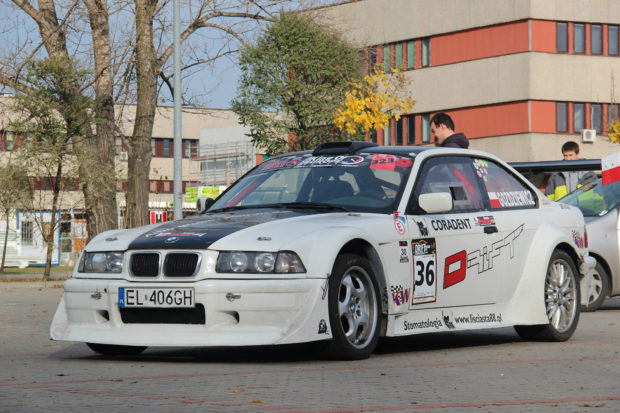 BMW E36 with a Turbo VR6