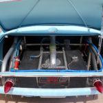 1968 Toyota Corona with a 4.0 L 1UZ-FE V8