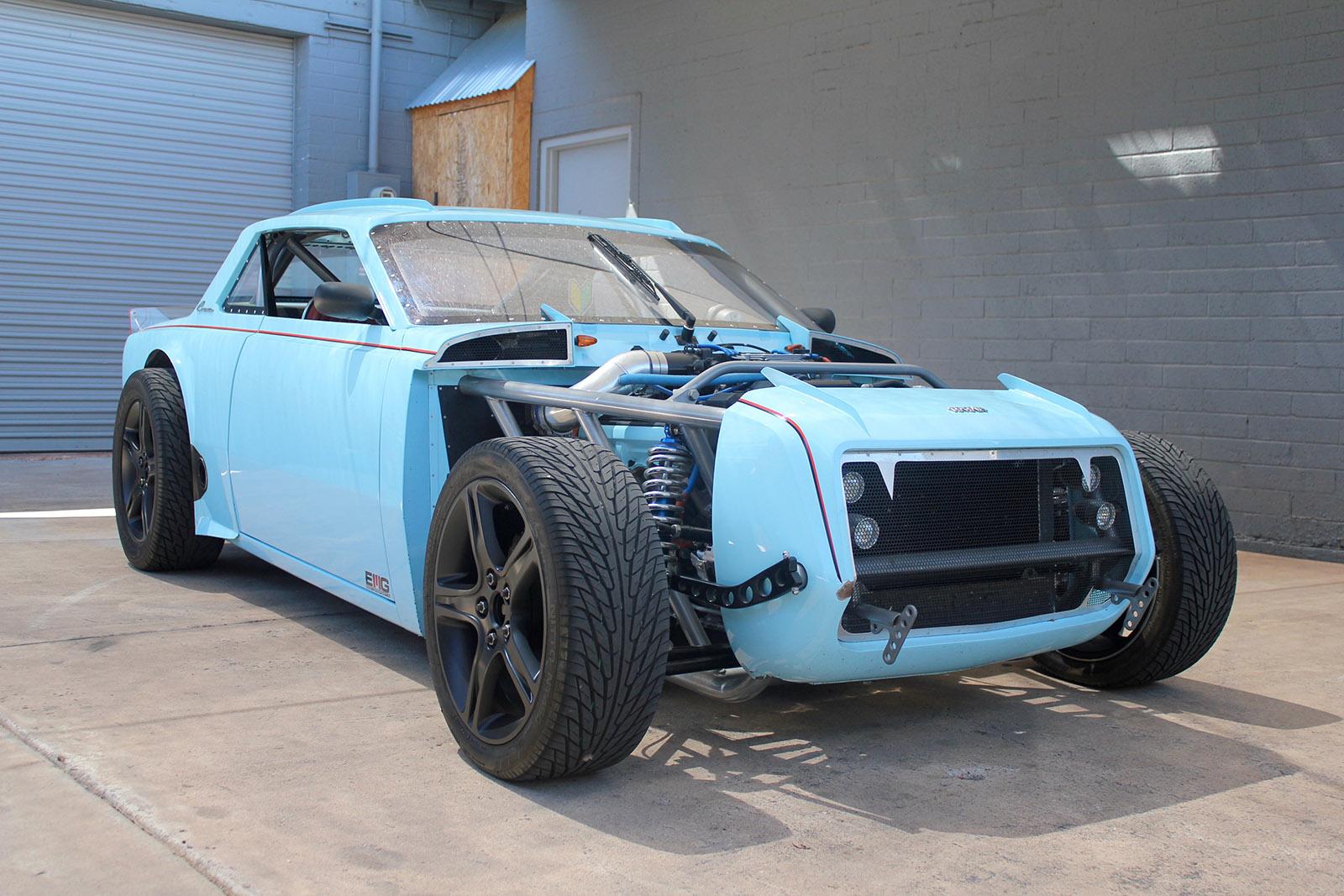 Build A Toyota >> For Sale: Custom Toyota Corona with a 1UZ – Engine Swap Depot