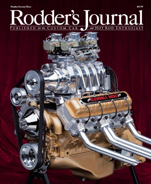 Rodder's Journal TRJ-73-Cover