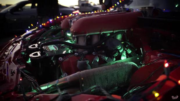 Toyota 86 with a Ferrari F136 V8