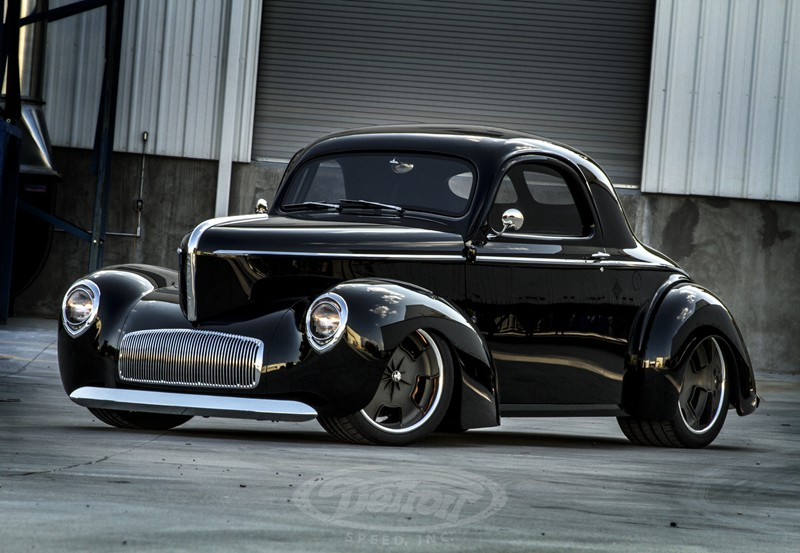 1941 Willys with a LS7 V8