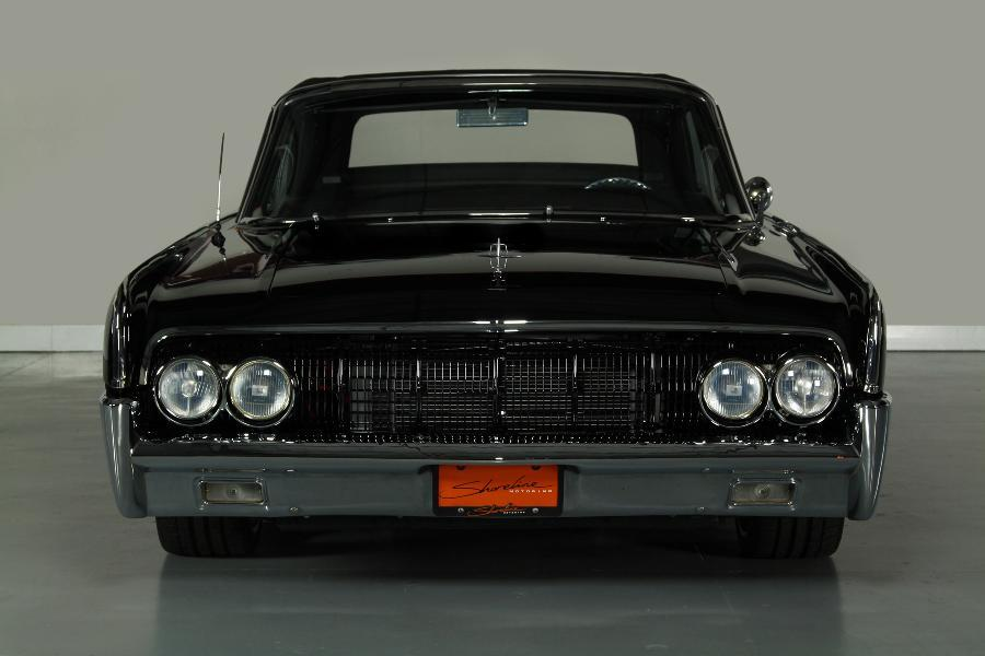 1964 Lincoln Continental Convertible With A Ls1  U2013 Engine