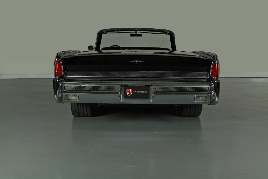 1964 lincoln continental convertible with a ls1. Black Bedroom Furniture Sets. Home Design Ideas