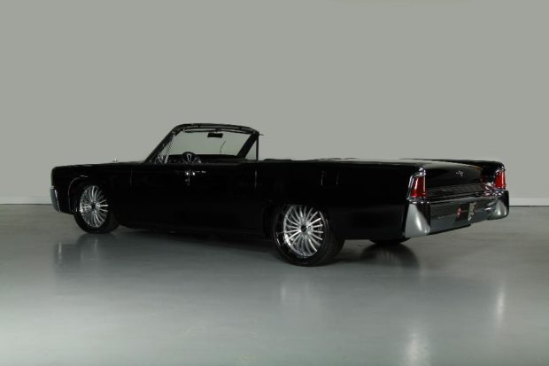 1964 Lincoln Continental Convertible with a LS1 – Engine ...