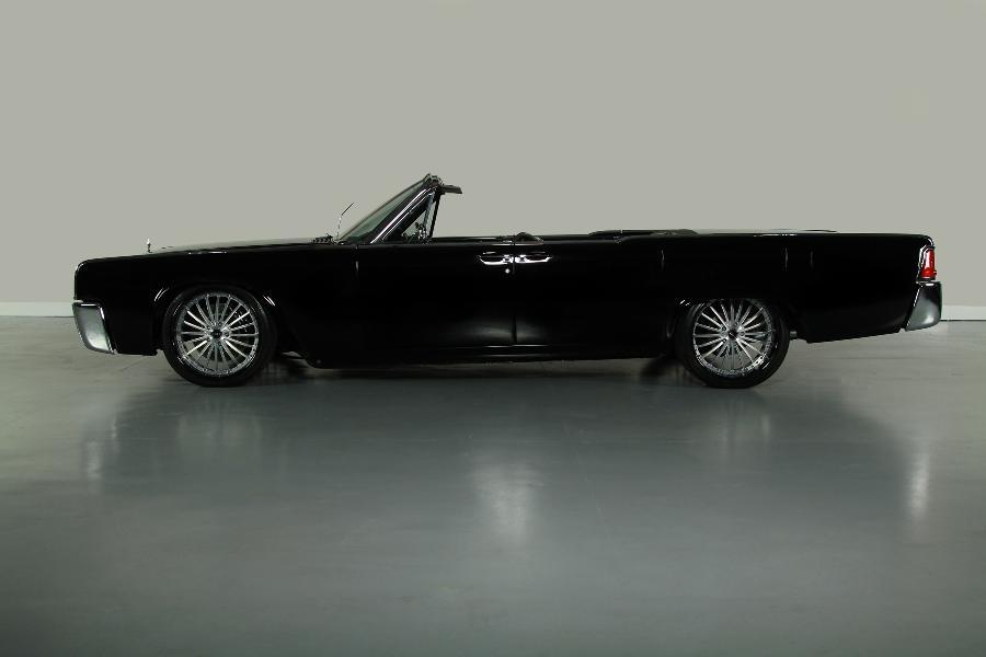 1964 lincoln continental convertible with a ls1 engine swap depot. Black Bedroom Furniture Sets. Home Design Ideas