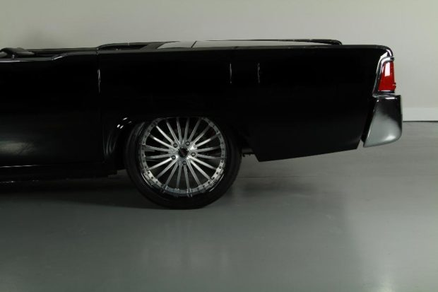 1964 Lincoln Continental Convertible with a LS1 V8