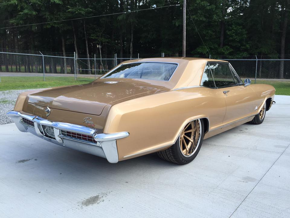 1965 Buick Riviera with a LSA V8 – Engine Swap Depot
