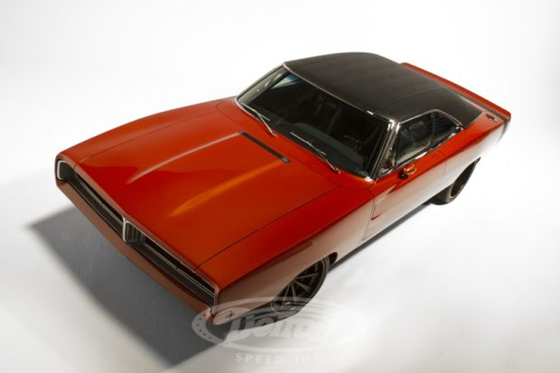 1969 Dodge Charger with a Supercharged Gen 3 HEMI V8