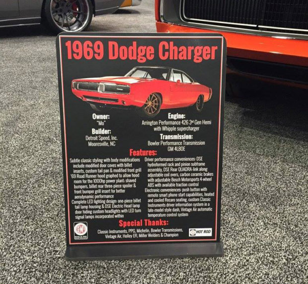 Whipple Supercharger Dodge Ram: 1969 Dodge Charger With A Supercharged HEMI V8