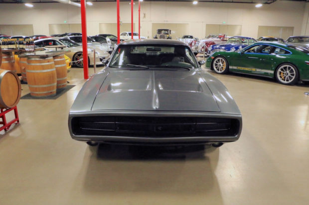 1970 Dodge Charger with a 6.1 L HEMI V8