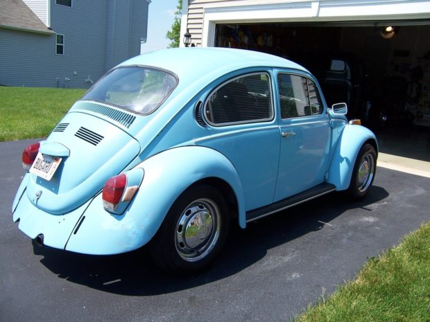1971 Beetle with a Subaru EJ20