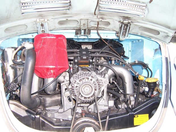 1971 Beetle With A Subaru Ej20 Engine Swap Depot