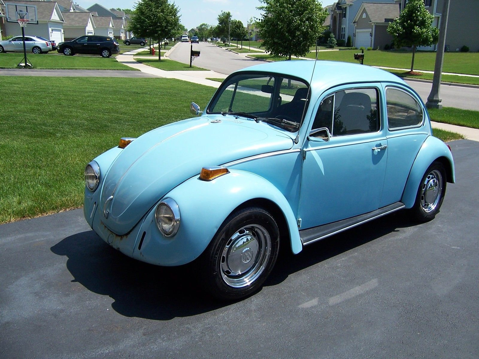 1971 Beetle with a Subaru EJ20 – Engine Swap Depot