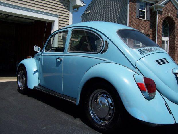 1971 Beetle with a Subaru EJ20