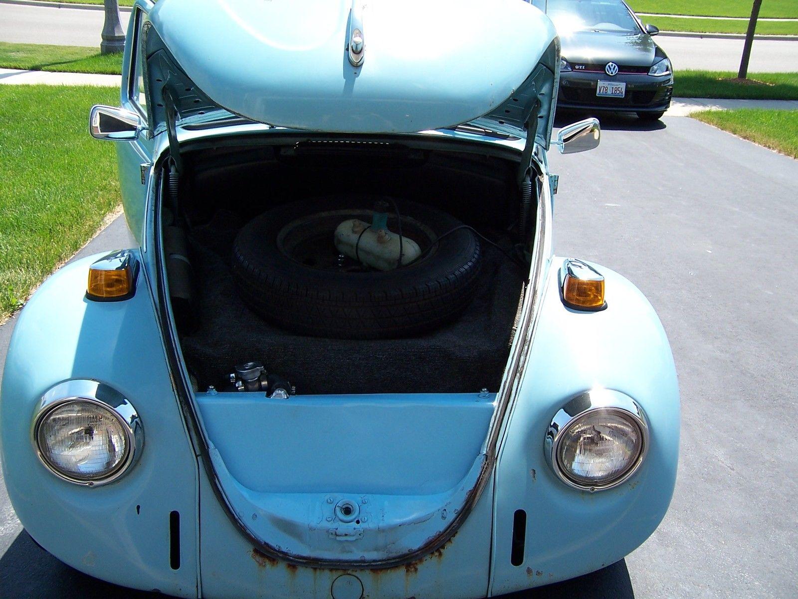 1971 Beetle With A Subaru Ej20 Engine Swap Depot Johnson 50 Hp Wiring Harness