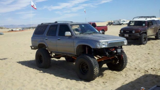 1995 Toyota 4Runner with a 2UZ-FE