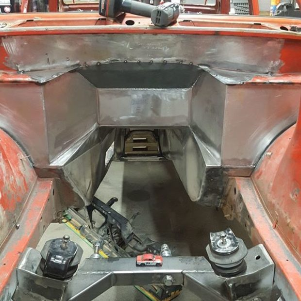 Building a Datsun 510 with a RB25 - engineswapdepot.com
